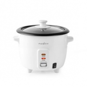 Rice Cooker | 300 Watt | 0.6 L | White