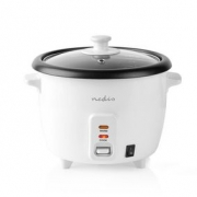 Rice Cooker | 400 Watt | 1.0 L | White