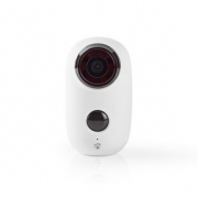 Rechargeable IP Camera | Outdoor | PIR Motion Sensor | microSD | 6000 mAh