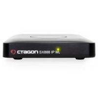 Octagon SX888 WL IPTV Box Linux HEVC H.265 FullHD