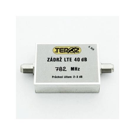 Teroz zádrž  LTE Filtr 40dB K1-58