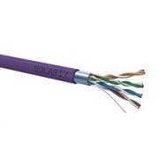 Instalační kabel Solarix CAT5E FTP LSOH Dca s1 d2 a1 305m/box SXKD-5E-FTP-LSOH