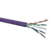 Instalační kabel Solarix CAT6 UTP LSOH Dca s2 d2 a1 305m/box SXKD-6-UTP-LSOH