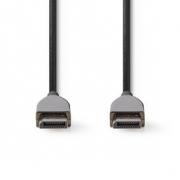 DisplayPort 1.4 Kabel | AOC | DisplayPort Zástrčka – Zástrčka | 10 m | Černý
