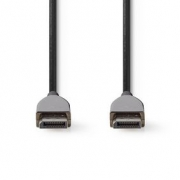 DisplayPort 1.4 Kabel | AOC | DisplayPort Zástrčka – Zástrčka | 15 m | Černý