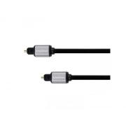 Kabel optický Toslink KRUGER & MATZ  3m
