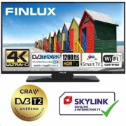 "Finlux 55FUD7060 55"", SMART TV, WiFi, 4K UHD, 140cm"