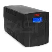 Záložní napájecí zdroj UPS - EAST 1500LCD (1500VA/900W) Line Interactive