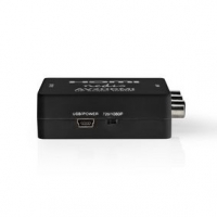 HDMI™ Převodník | 3x RCA Zásuvka | Výstup HDMI ™ | 1cestný | 1080p | 1.65 Gbps | ABS | Antracitová