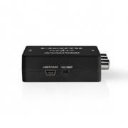 Převaděč Smíšeného Videa na HDMI™ | Jednosměrný – 3x RCA (RWY) | HDMI™ Výstup