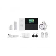 Alarm domovní HUTERMANN HG-240-EN s Wi-Fi, GSM telefonem a SOS voláním
