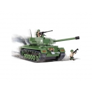 Stavebnice Cobi 2488 Small Army II WW M46 Patton 520 k 2 f