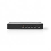 HDMI™ Rozbočovač | 4 Porty – 1x HDMI™ Vstup | 4x HDMI™ Výstup