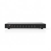 HDMI™ Rozbočovač | 8 Portů – 1x HDMI™ Vstup | 8x HDMI™ Výstup