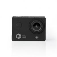 Akční Kamera | 1080p@30fps | 12 MPixel | Vodotěsné do: 30.0 m | 90 min | Wi-Fi | Aplikace ke stažení pro: Android™ / IOS | Včetn