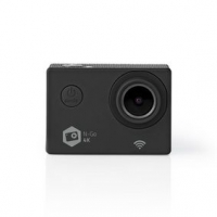 Akční Kamera | 4K@30fps | 16 MPixel | Vodotěsné do: 30.0 m | 90 min | Wi-Fi | Aplikace ke stažení pro: Android™ / IOS | Včetně d