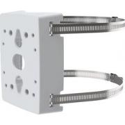 Držák AXIS T91B47 Pole Mount 50-150MM – adaptér pro montáž Axis kamer na sloup
