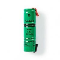 NiMH Baterie | 3,6 V | 300 mAh | Pájecí Konektor