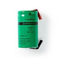 Dobíjecí Ni-MH baterie | 1.20 V | NiMH | Baterie NiMH | Dobíjecí | 8000 mAh | Přednabité | Počet baterií: 1 ks | Plastový Sáček