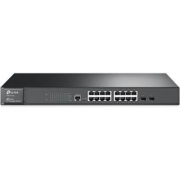 TP-Link T2600G-18TS JetStream Switch, 16x GLAN, 2x SFP