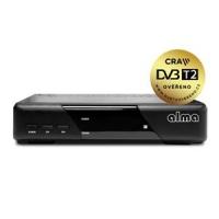 ALMA 2820 - set-top box DVB-T2 (H.265/HEVC), ověřeno CRA