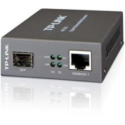 Konvertor TP-Link MC220L Gigabit SFP-Ethernet Media Converter