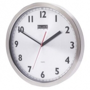 Balance | Wall Clock | 40 cm | Analogue | Aluminum