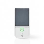 Chytrá Wi-Fi Venkovní Zástrčka | Ochrana Proti Stříkancům Vody | IP44 | Monitor Napájení | Francouzská Zásuvka Typu E | 16 A