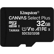 Kingston 32GB microSDHC Canvas Select Plus A1 CL10 100MB/s bez adapteru