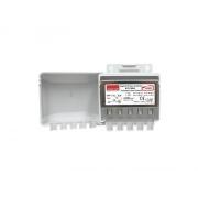 Anténní předzesilovač Emme Esse  83516AG, na stožár, +20dB, VHF+UHF s AGC, filtr LTE