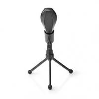 Mikrofon | Pro použití s: Notebook / Stolní | Kabelové | 1x USB