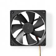 Počítačový Ventilátor | DC | 140 mm | 3kolíkový | Tichý