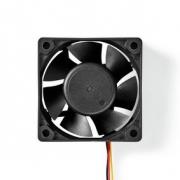 Počítačový Ventilátor | DC | 60 mm | 3kolíkový | Tichý