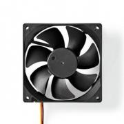 Počítačový Ventilátor | DC | 92 mm | 3kolíkový | Tichý