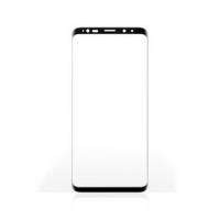 Screen Protector   Pro použití: Samsung   Samsung Galaxy S9   Bezpečnostní sklo s plným pokrytím   3D Curved Edge   9 H