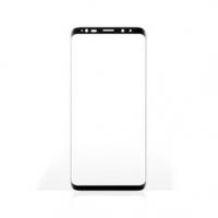 Screen Protector   Pro použití: Samsung   Samsung Galaxy S9 Plus   Bezpečnostní sklo s plným pokrytím   3D Curved Edge   9 H