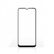 Chránič Displeje z Tvrzeného Skla pro Samsung Galaxy A30 / A50 | Celý Displej | 3D Zaoblený | Průhledný / Černý