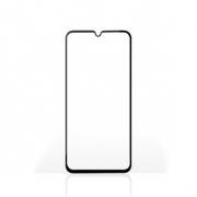 Chránič Displeje z Tvrzeného Skla pro Samsung Galaxy A40 | Celý Displej | 3D Zaoblený | Průhledný / Černý