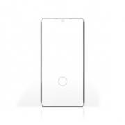 Chránič Displeje z Tvrzeného Skla pro Samsung Galaxy Note 10 | Celý Displej | 3D Zaoblený | Průhledný / Černý