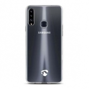 Gelové pouzdro pro smartphone Samsung Galaxy A20S | Průhledné