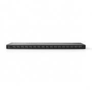 HDMI™ Rozbočovač | 16 Portů – 1 x HDMI™ Vstup | 16x HDMI™ Výstup | 4K2K při 60 FPS / HDCP2.2
