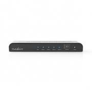 HDMI™ Rozbočovač | 4 Porty – 2x HDMI™ Vstup | 4x HDMI™ Výstup | 4K2K při 60 FPS / HDCP2.2