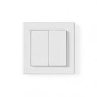 WiFi Chytrý Přepínač Osvětlení | Dvojitý