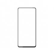 Chránič Displeje z Tvrzeného Skla pro Samsung Galaxy A71 | Celý Displej | 3D Zaoblený | Průhledný / Černý