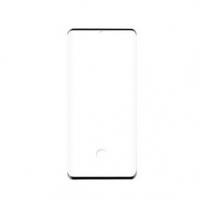 Screen Protector   Pro použití: Samsung   Samsung Galaxy S20 Ultra   Bezpečnostní sklo s plným pokrytím   3D Curved Edge   9 H