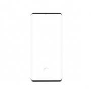 Chránič Displeje z Tvrzeného Skla pro Samsung Galaxy S20 Plus | Celý Displej | 3D Zaoblený | Průhledný / Černý
