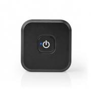 Bezdrátový Audio Vysílač | Bluetooth® | Určený do Letadel | Černý