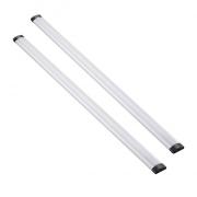 Solight LED dotykové podlinkové a nábytkové svítidlo stmívatelné, 2x 5W, 4100K, 2x 50cm