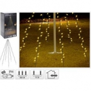 FLAG POLE LIGHTING | 400 LED | WARM WHITE