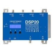 LEM DSP20-4G - programovatelný DVB-T/T2 zesilovač